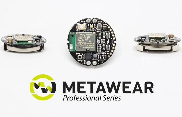 Metawear Tiny Bluetooth Sensors
