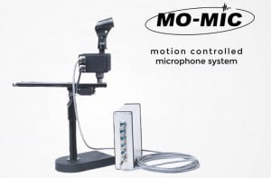 Mo-Mic Motion Controlled Microphone Hits Kickstarter (video)