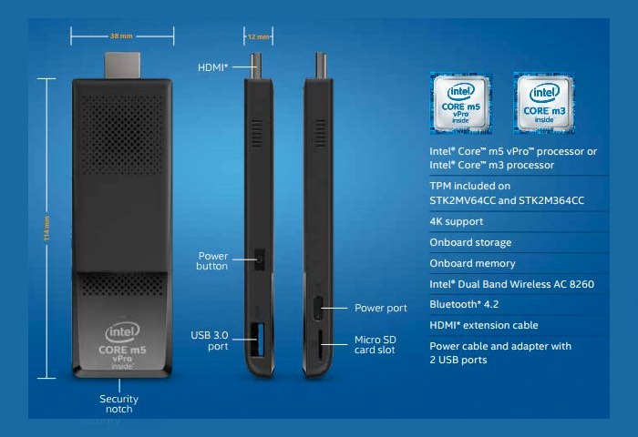 New Intel Compute Stick
