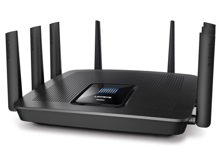 New Linksys MIMO