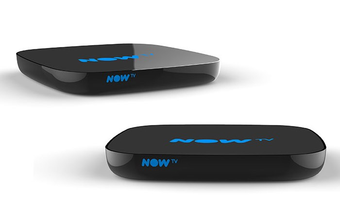 New Sky Now TV Smart Box