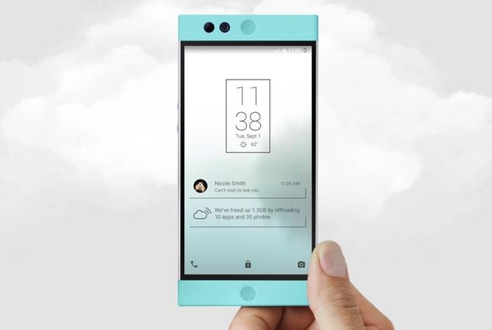 Nextbit Robin Cloud Smartphone
