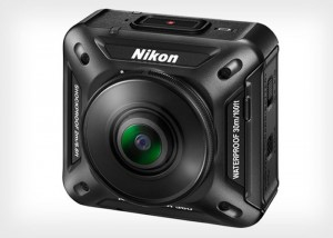 Nikon KeyMission 360 Action Camera Unveiled At CES 2016 (video)