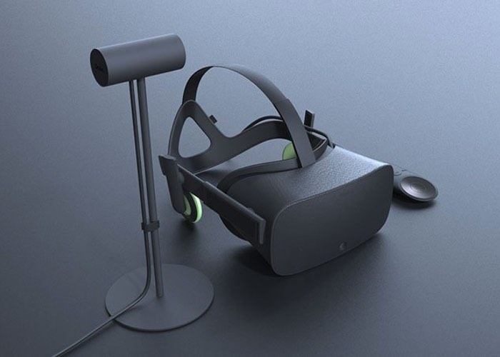 Oculus Rift Now Available To Pre-Order
