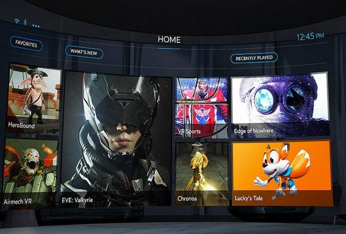 Oculus Rift VR Compatibility Test