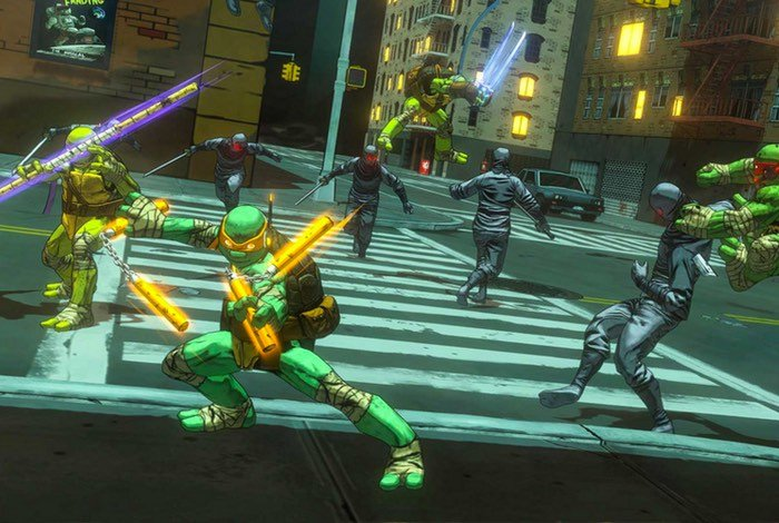 Official Teenage Mutant Ninja Turtles- Mutants in ManhattanOfficial Teenage Mutant Ninja Turtles- Mutants in Manhattan