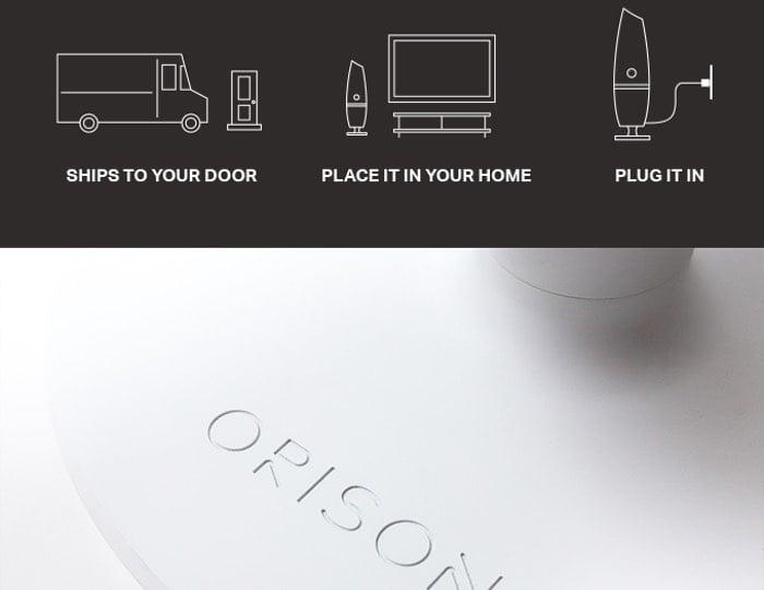 Orison Home Energy Storage System