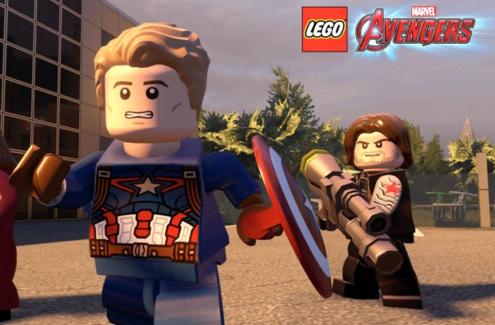 PlayStation LEGO Marvel's Avengers Game