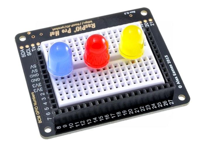 Raspberry Pi RasPiO Pro Hat