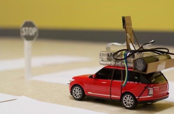 Raspberry Pi Self Driving Car