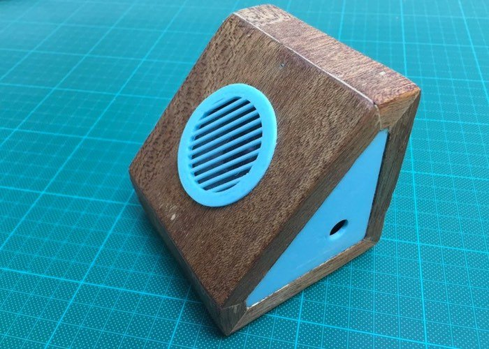 Raspberry Pi Zero AirPlay Speaker