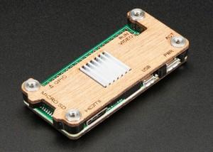 Raspberry Pi Zero C4Labs Zebra Zero And Zero Plus Cases Now Available