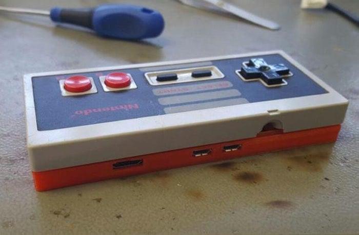 Raspberry Pi Zero NES Controller