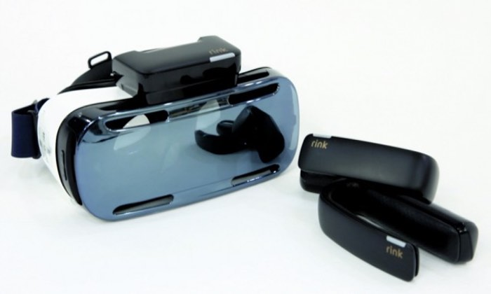 Rink Gear VR Motion Controllers 1 - Samsung Gear Rink VR Motion Controllers Demonstrated Ahead of CES 2016