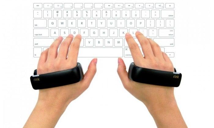 Rink Gear VR Motion Controllers 2 - Samsung Gear Rink VR Motion Controllers Demonstrated Ahead of CES 2016