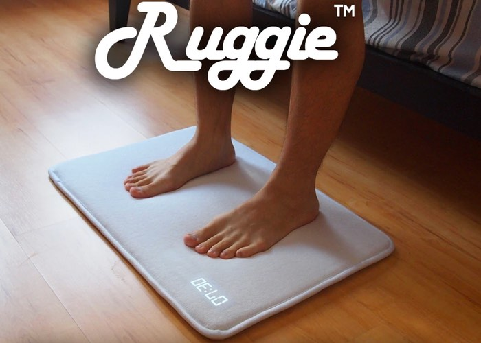 Ruggie Alarm Clock Gets You Out Of Bed
