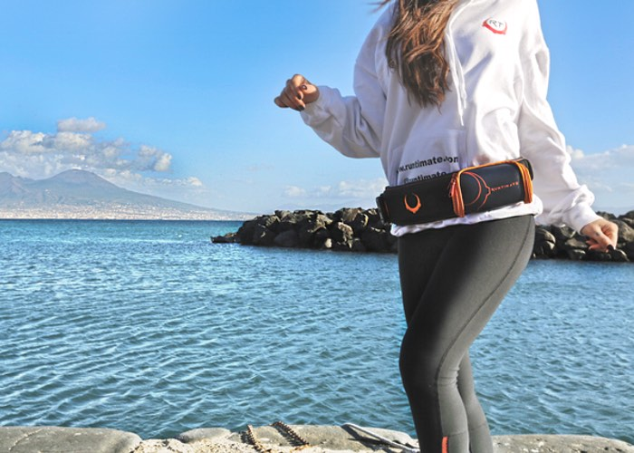 Magnetic Running Belt