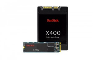 SanDisk X400 1TB SSD Is The World's Thinnest To Date