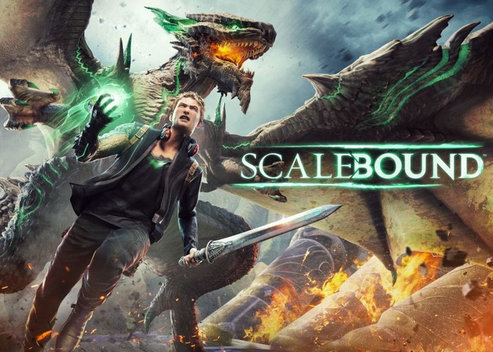 Scalebound Xbox One Exclusive