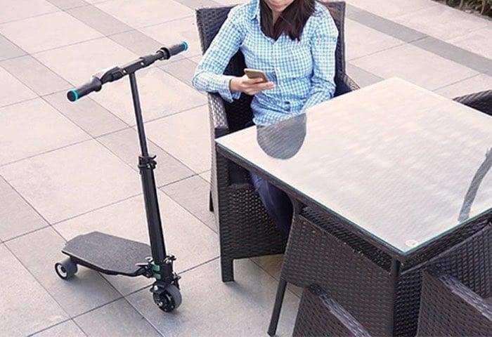 Smart E-Scooter