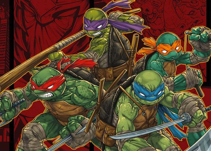 Teenage Mutant Ninja Turtles: Mutants in Manhattan Game