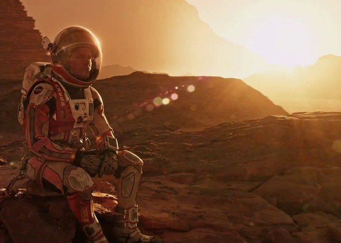 The Martian Movie Special Effects