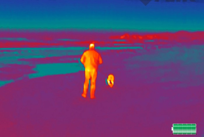 FLIR Scout TK Thermal Camera Launches For $600 - Geeky Gadgets