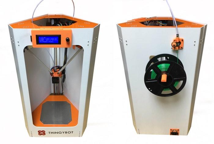 Thingybot Delta 3D Printer
