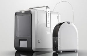 Tiertime UP Mini 2 3D Printer Showcased At CES 2016