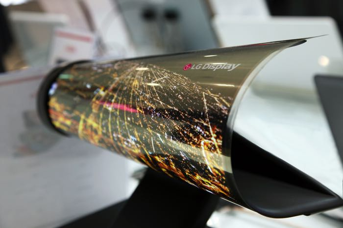 Flexible OLED Display