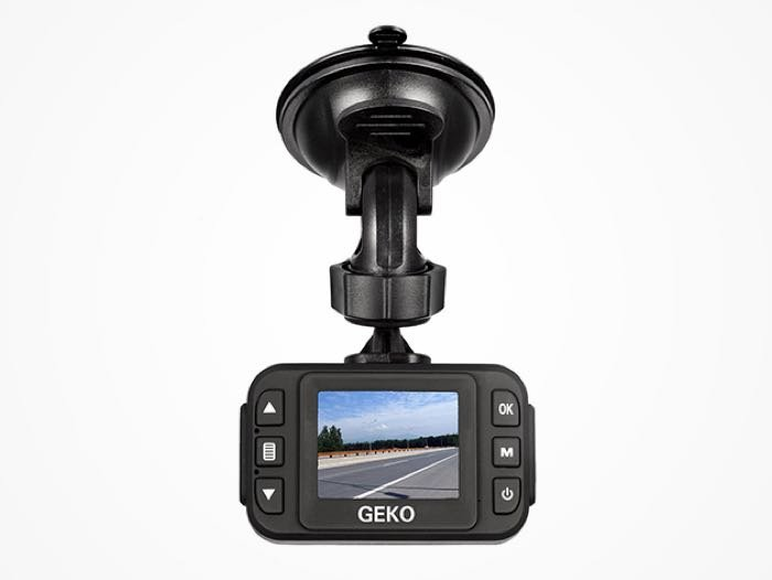 Last Minute Deal: GEKO Full-HD 1080P Dash Cam, Save 40%