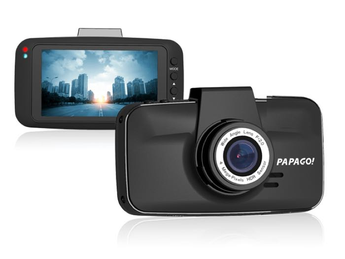 GoSafe 520 Dashcam