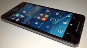 Microsoft Lumia 650 Appears At The FCC