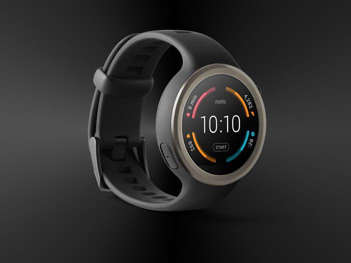 Moto 360 Sport Smartwatch Lands On Google Store