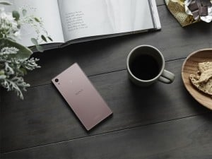 Pink Sony Xperia Z5 Announced, Goes On Sale Next Month