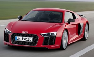 Audi Post Record Sales In The UK For 2015