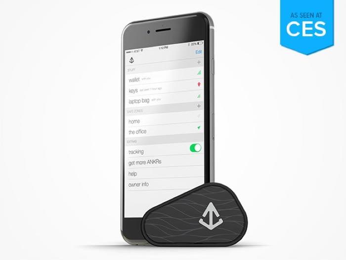ANKR Smart Tracker