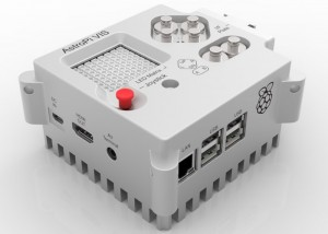 Raspberry Pi Astro Pi 3D Printed Case STL Files Now Available