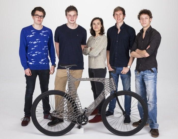 3D Printed Bike-2