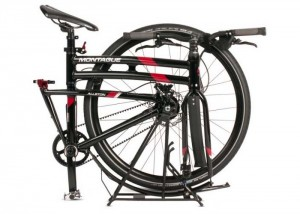 3D Printed Folding Bike