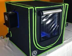 3D Printer Filtration Enclosure System (video)