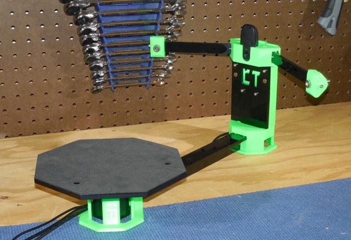 $99 CowTech Ciclop Open Source 3D Scanner