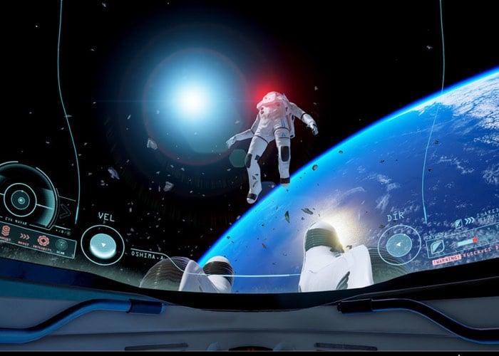ADR1FT Oculus Rift Space Simulation