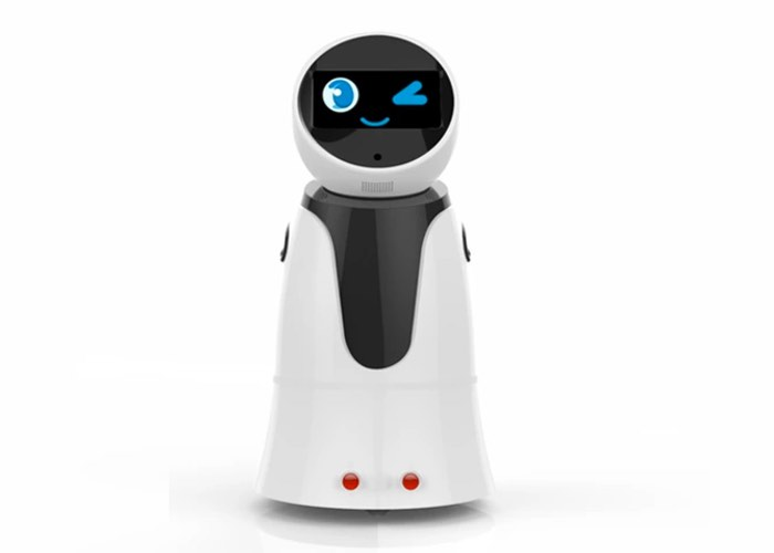 Aijia Pro Smart Robot Hits Kickstarter (video)