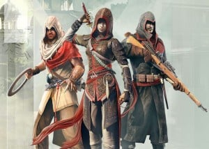 Assassin's Creed Chronicles Trilogy Arrives On Xbox One For $24.99
