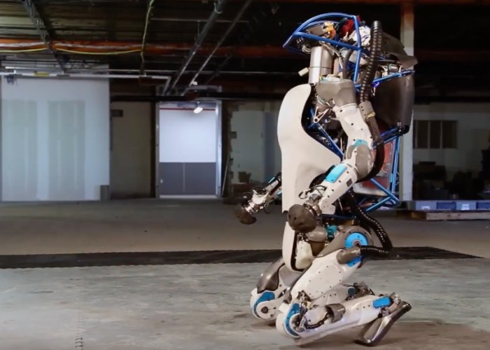 Atlas The Next Generation Robot
