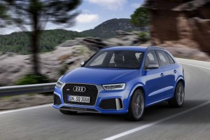 Audi RS Q3 Performance Comes With 367 HP