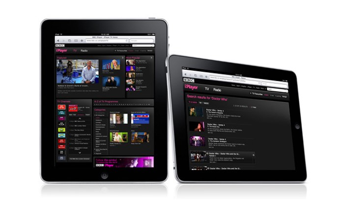 BBC iPlayer iOS App Update