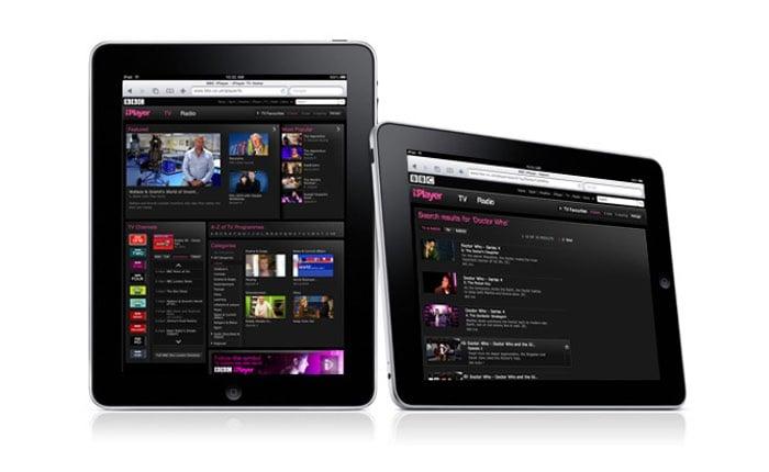 BBC iPlayer iOS App Update