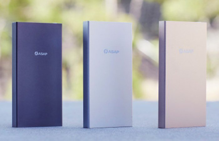 ASAP Dash Super Fast Pocket-Sized Smartphone Battery Pack (video)